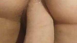 Fucking her slowly