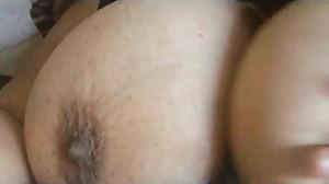 Big bouncy tits fun