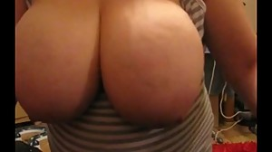 My GrilFriend Leslie Fat Big Tits Mix..